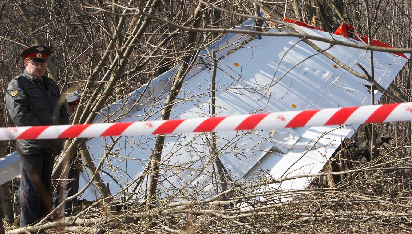 Prokuratura Krajowa poinformowała, że nie ma dowodów, by w chwili katastrofy gen. Andrzej Błasik był w kokpicie lub jego pobliżu (fot. REUTERS/Sergei Karpukhin)