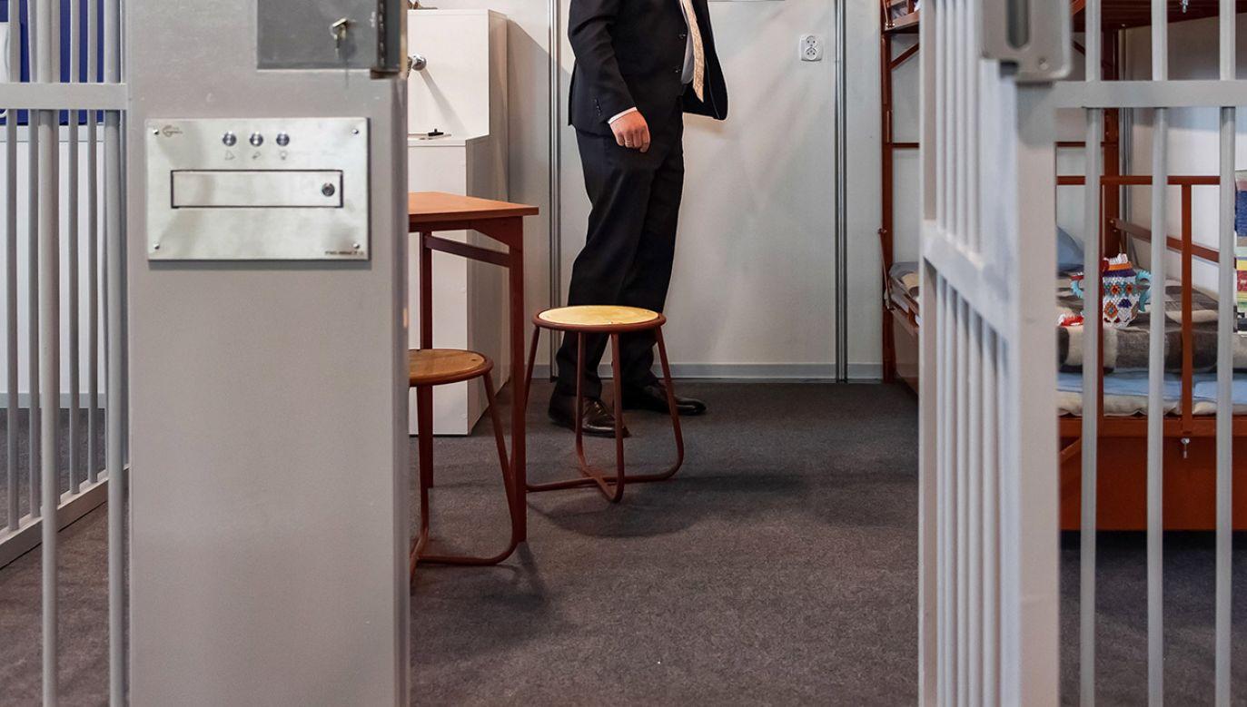 Prokuratura wyjaśnia, czy zastępca dyrektora Aresztu Śledczego w Poznaniu molestował podwładne (fot. arch.PAP/Wojciech Pacewicz, zdjęcie ilustracyjne)