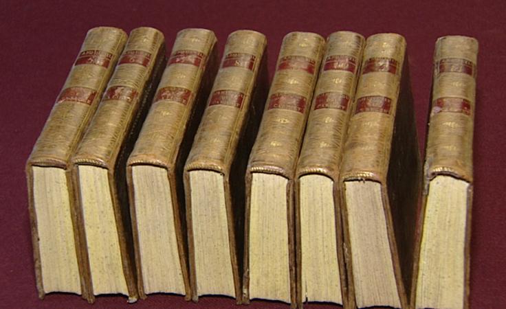 Kolejne cenne książki wróciły do biblioteki Zamku w Łańcucie