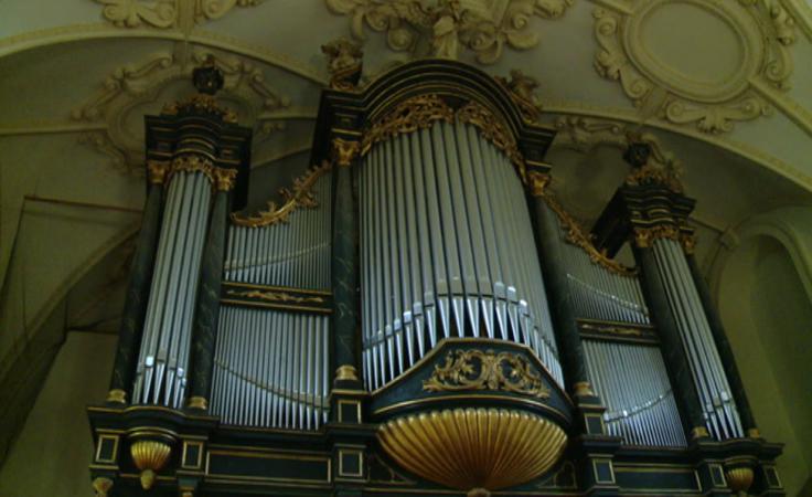 27. Festwial Muzyki Organowej i Kamralnej