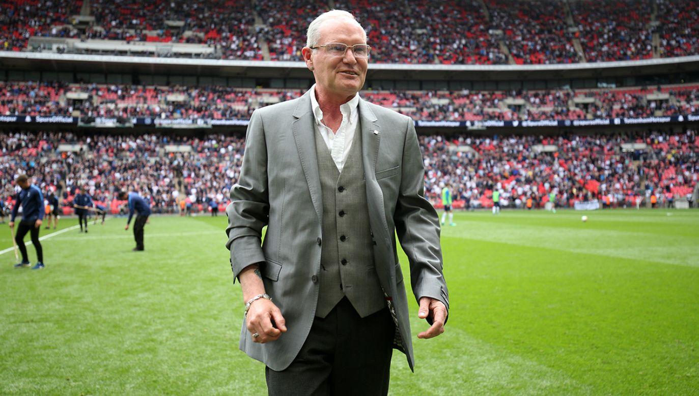 Znakomity angielski pomocnik nie potrafił sobie poradzić z problemami alkoholowymi i w 2005 r. zakończył piłkarską karierę (fot. Tottenham Hotspur FC/Tottenham Hotspur FC via Getty Images)