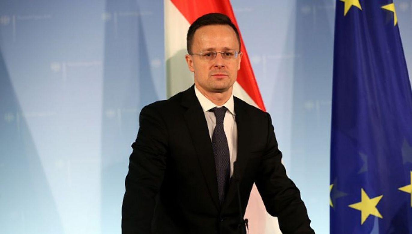 Jego zdaniem oskarżanie Węgier o prorosyjskość jest