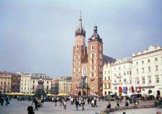 Katechezy dla rodaków. Mój Kraków