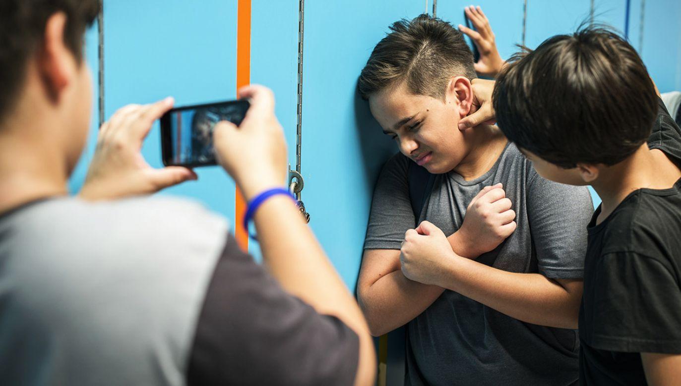 Blisko 30 proc. uczniów bywa ofiarami nękania ze strony rówieśników (fot. Shutterstock/Rawpixel.com)