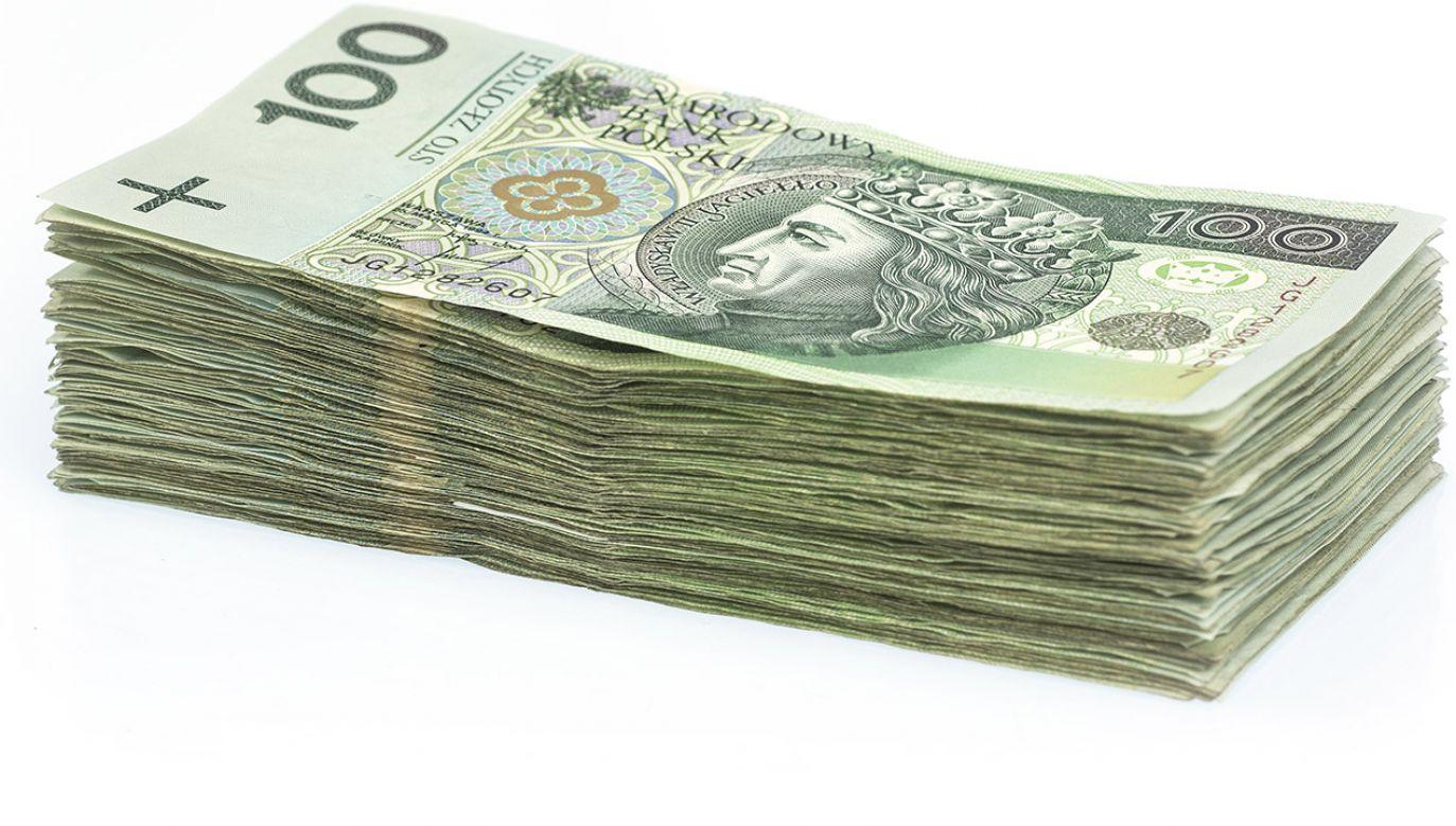 Filip K. wydrukował co najmniej 20 banknotów o nominale 100 złotych (fot. Shutterstock/Story)