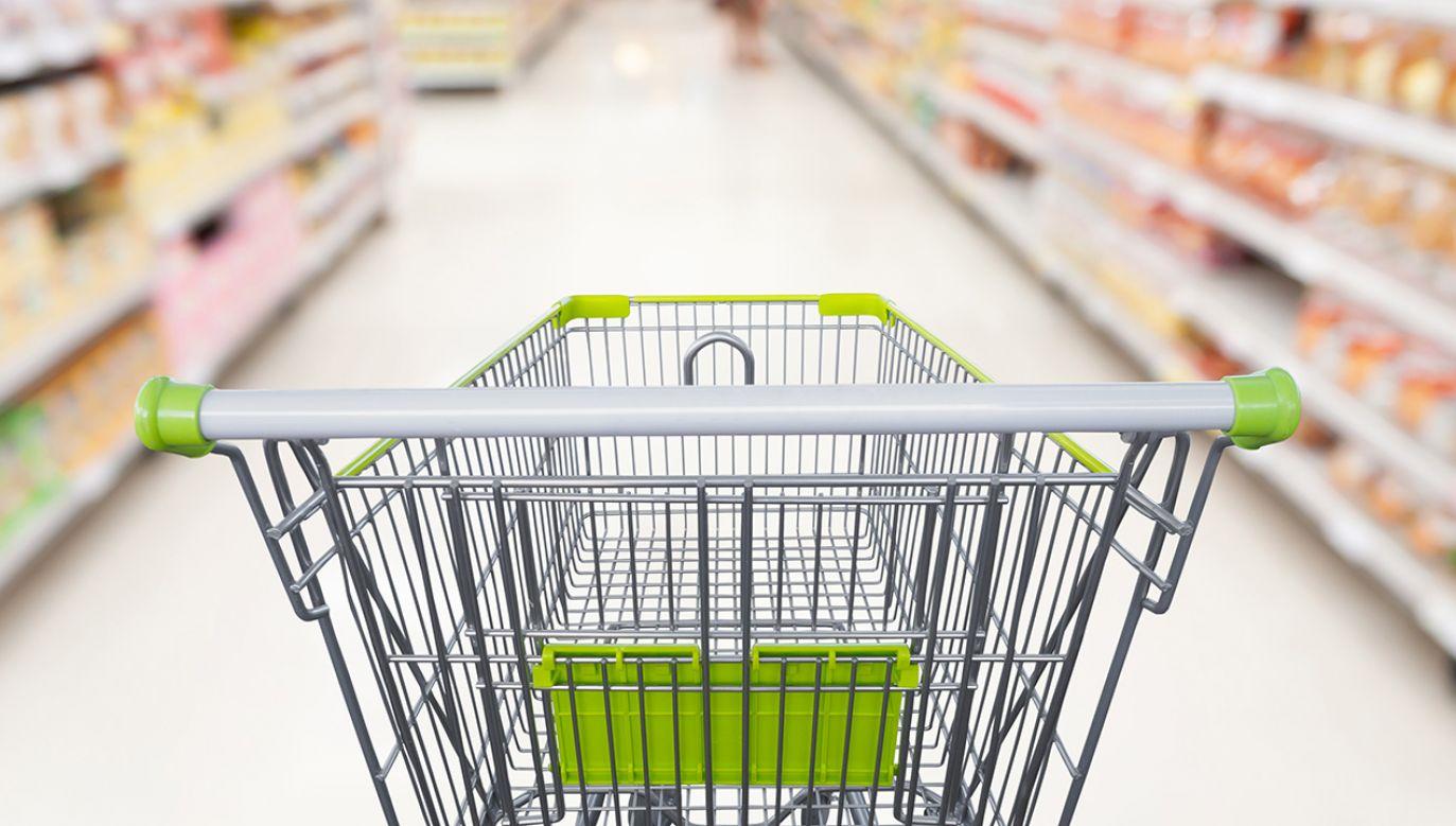 Polska firma chce kupić akcje producenta stalowych wózków dla supermarketów, hoteli i lotnisk (fot. Shutterstock/Kwangmoozaa)