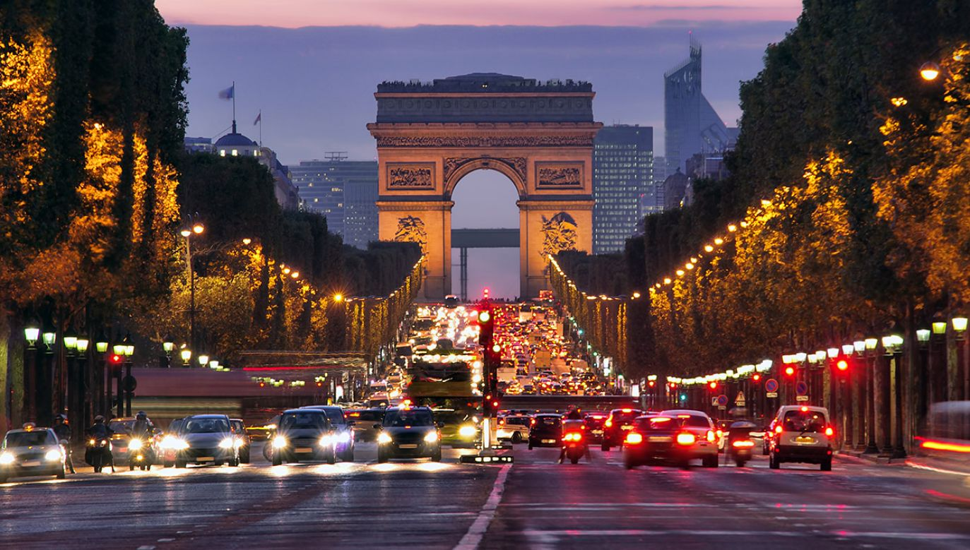 Paryż utrzymuje się w pierwszej dziesiątce od 2003 r. (fot. Shutterstock/Ioan Panaite)