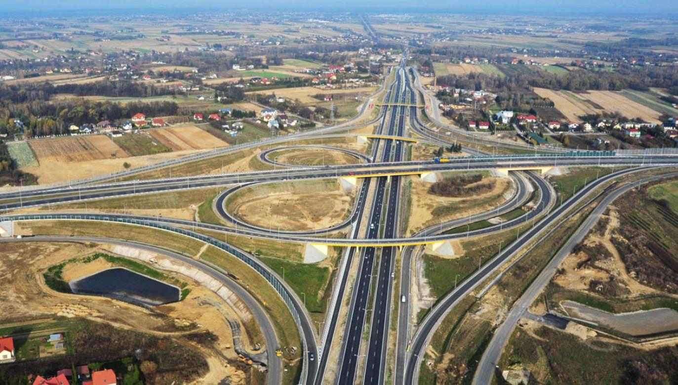 Całkowita długość tego szlaku w Polsce ma wynieść ok. 760 km (fot. GDDKiA)