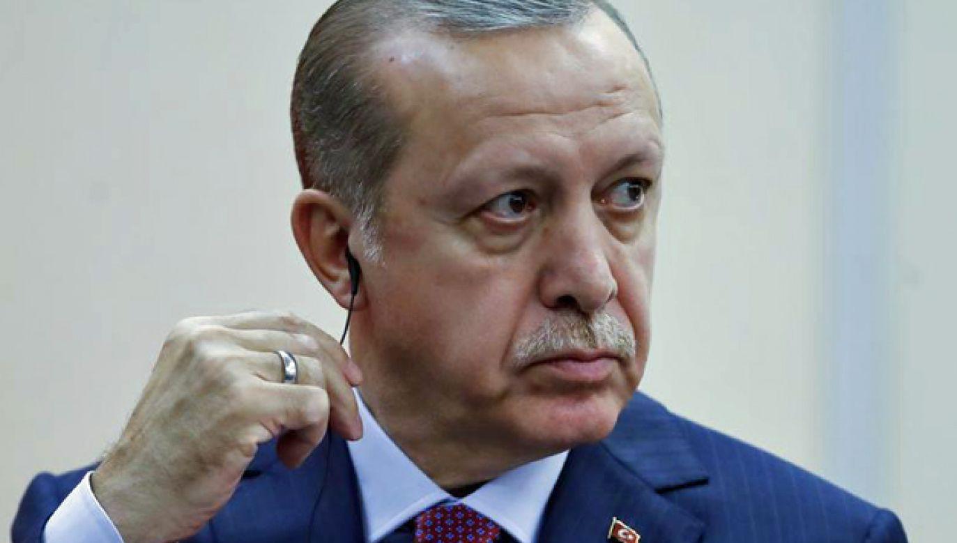 Tego nie załatwią zwykłe przeprosiny, mówi prezydent Turcji (fot. REUTERS/Pavel Golovkin/Pool)