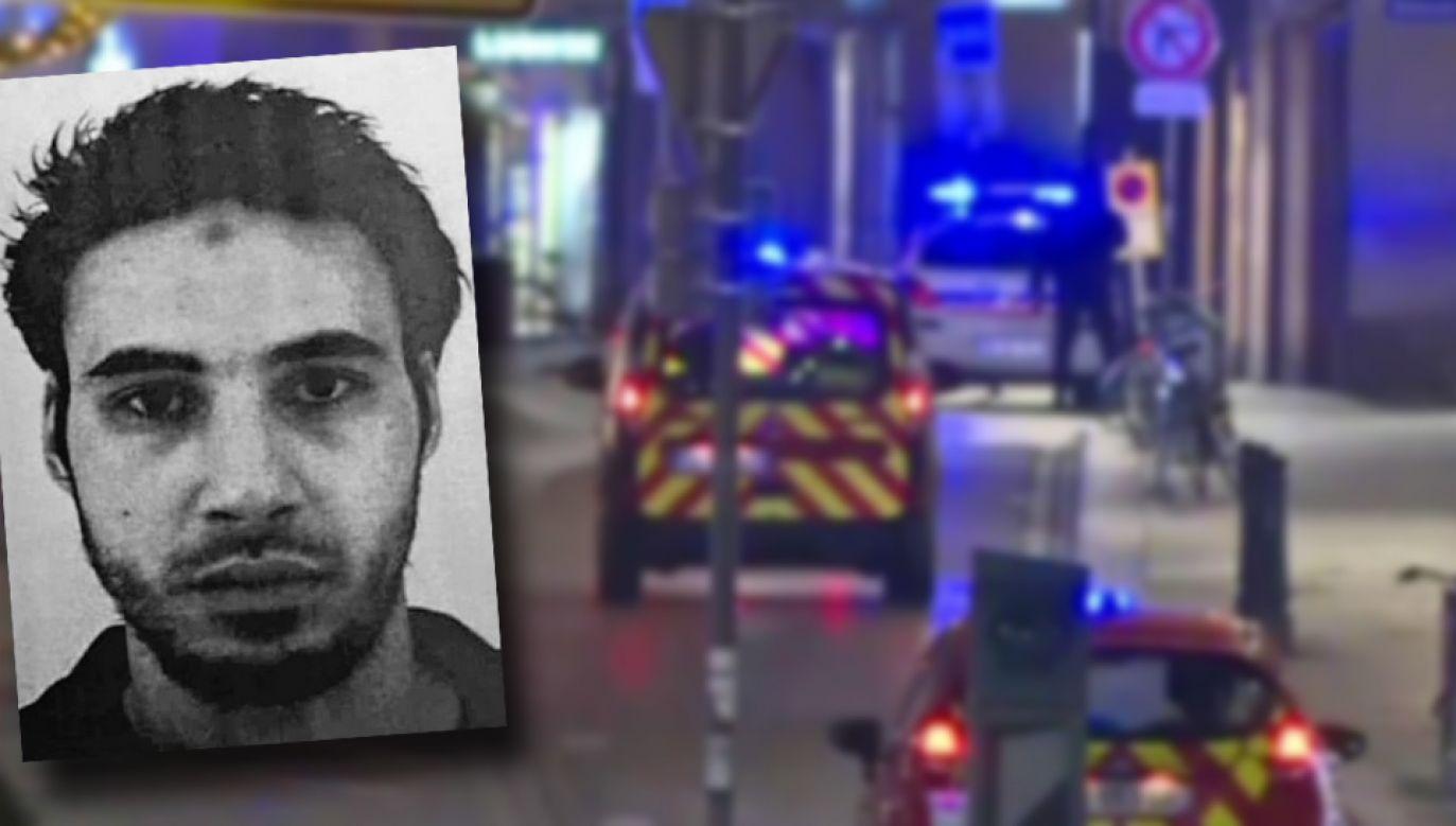 Sprawcą zamachu jest Francuz marokańskiego pochodzenia Chekkat C. (fot. TT)