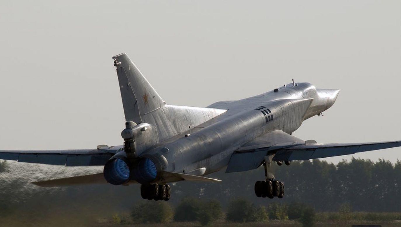 Tupolev Tu-22M-3 (fot. commons.wikimedia.org/Sergey Krivchikov)