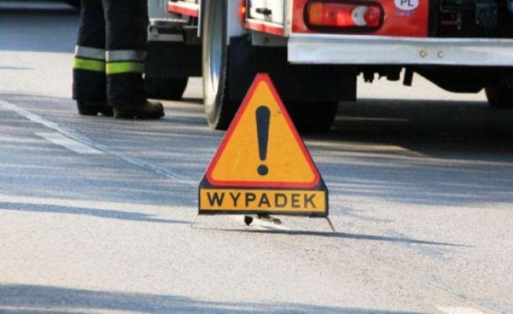 Droga jest całkowicie zablokowana