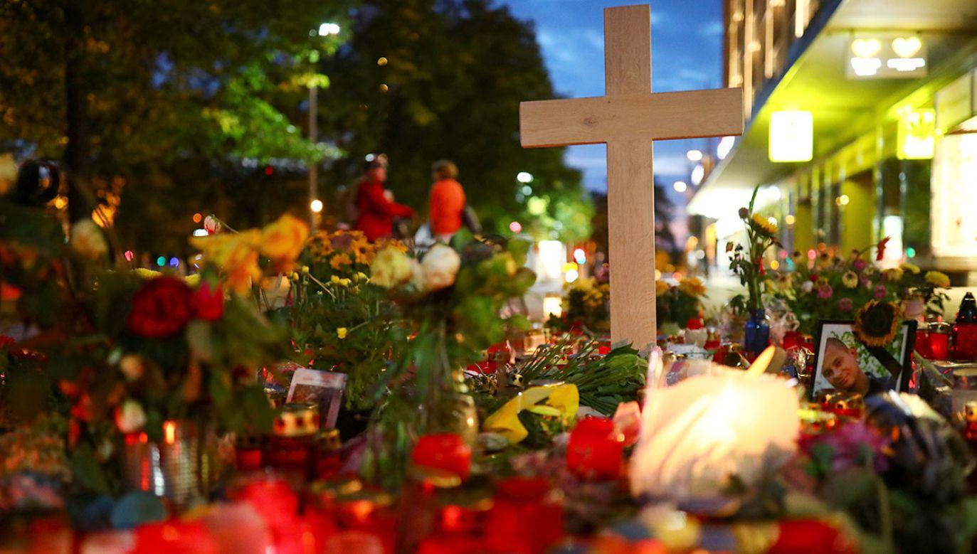Po śmierci 35-letniego Niemca doszło w Chemnitz do fali demonstracji (fot. REUTERS/Hannibal Hanschke)