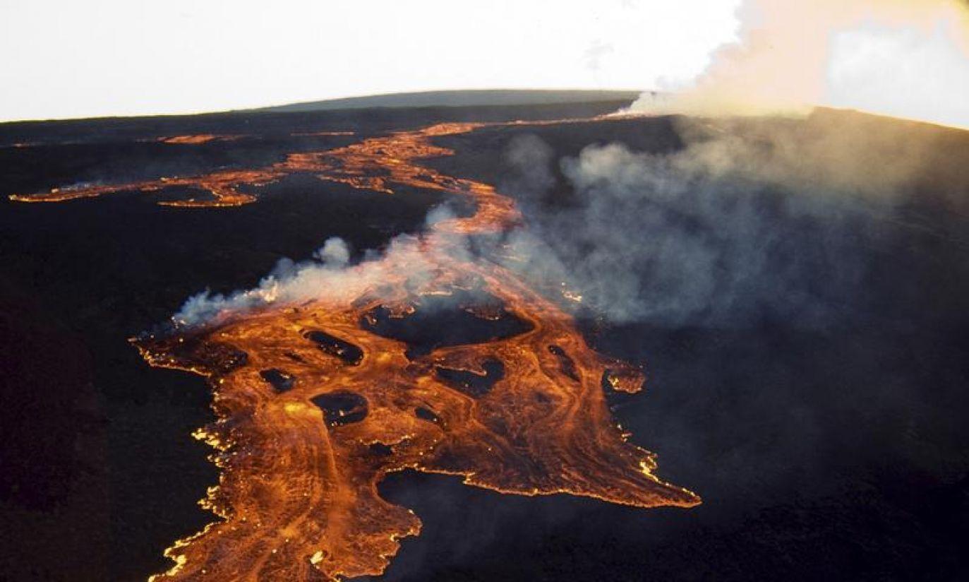 (fot. REUTERS/U.S. Geological Survey)