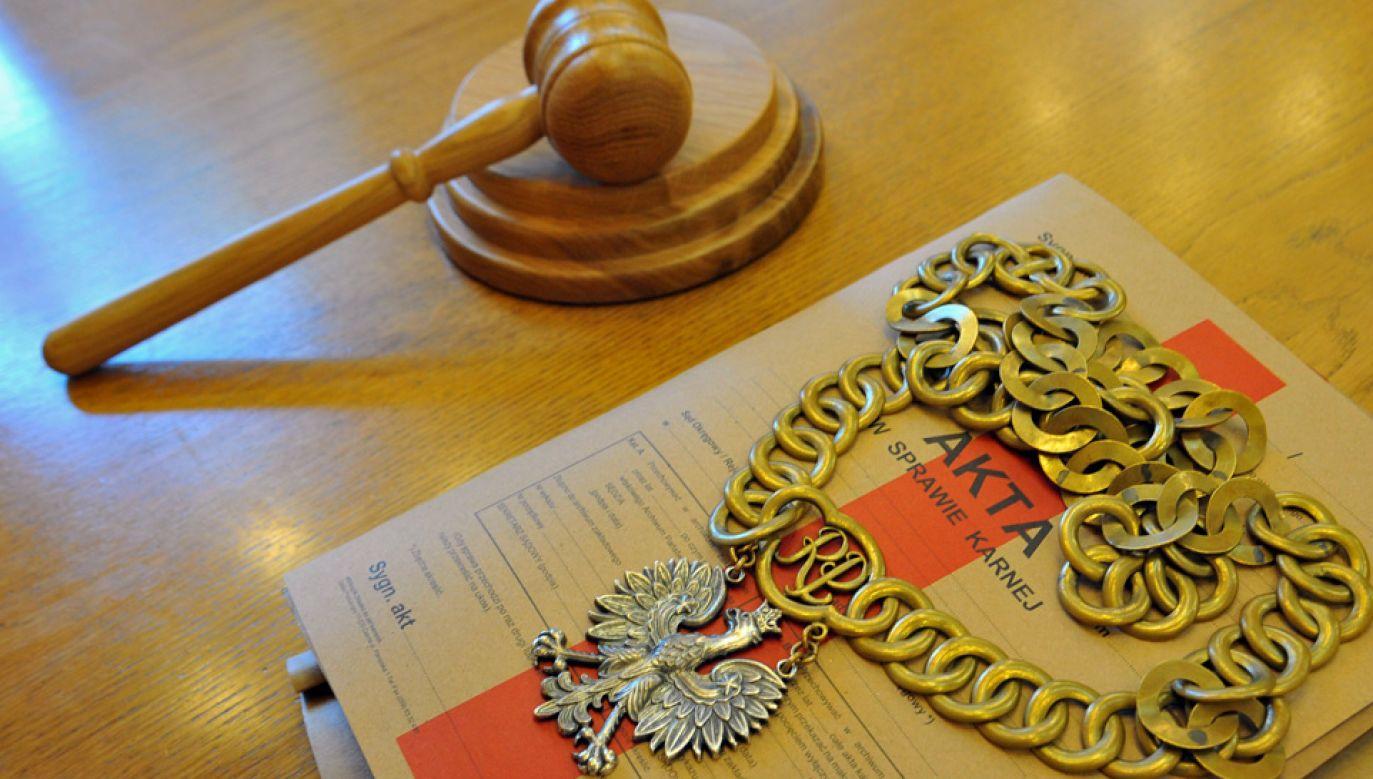 Sąd skazał przedsiębiorcę na 3 lata więzienia i 25 tys. zł grzywny (fot. arch.PAP/Marcin Bielecki)