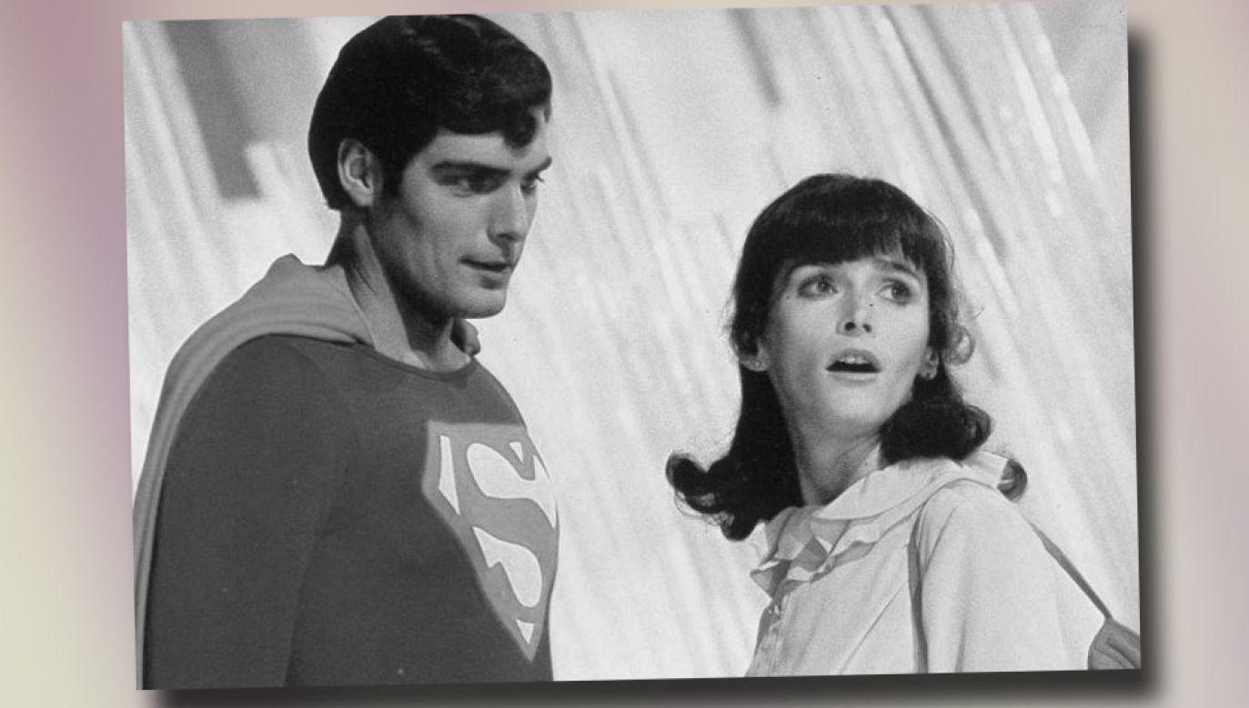 Margot Kidder czterokrotnie wcielała się w rolę Lois Lane (fot. TT)