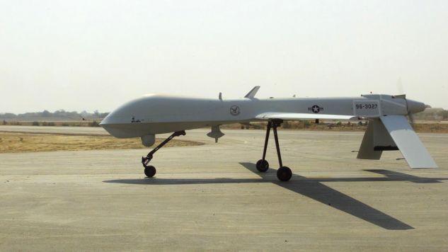 Atak przeprowadzono przy użyciu drona (fot. flickr.com/Marion Doss)