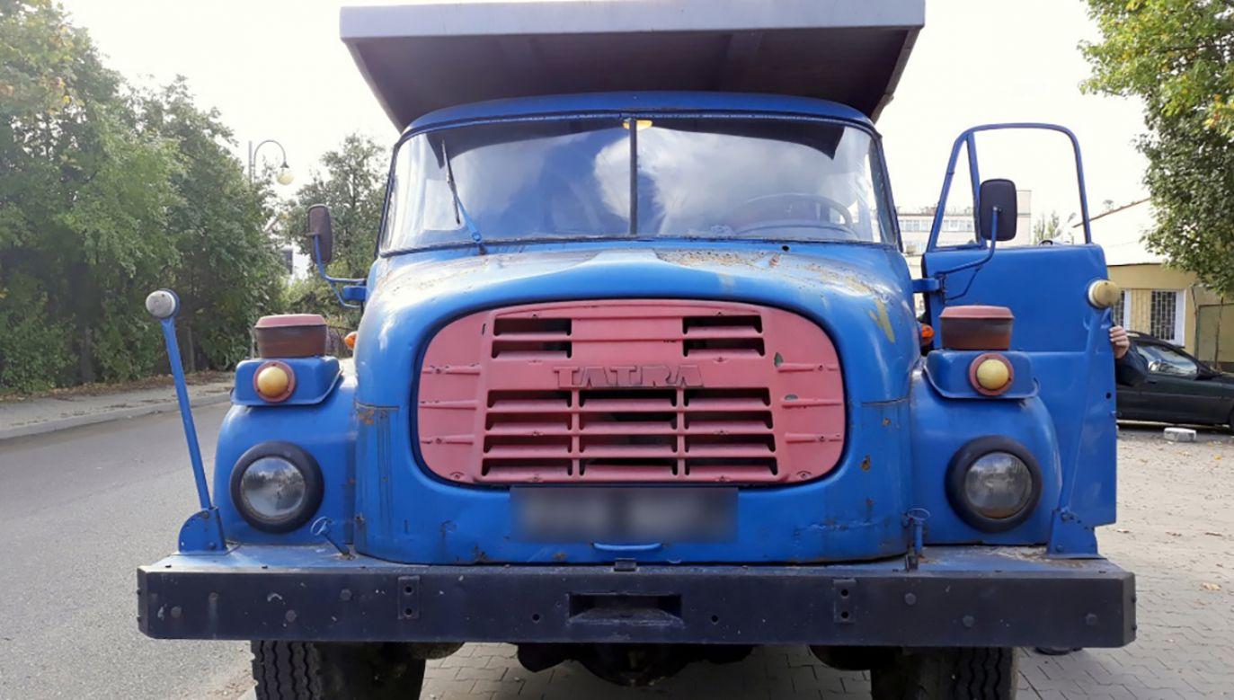 Od 7 lata nieważne były badania techniczne auta (fot. witdpoznan.pl)