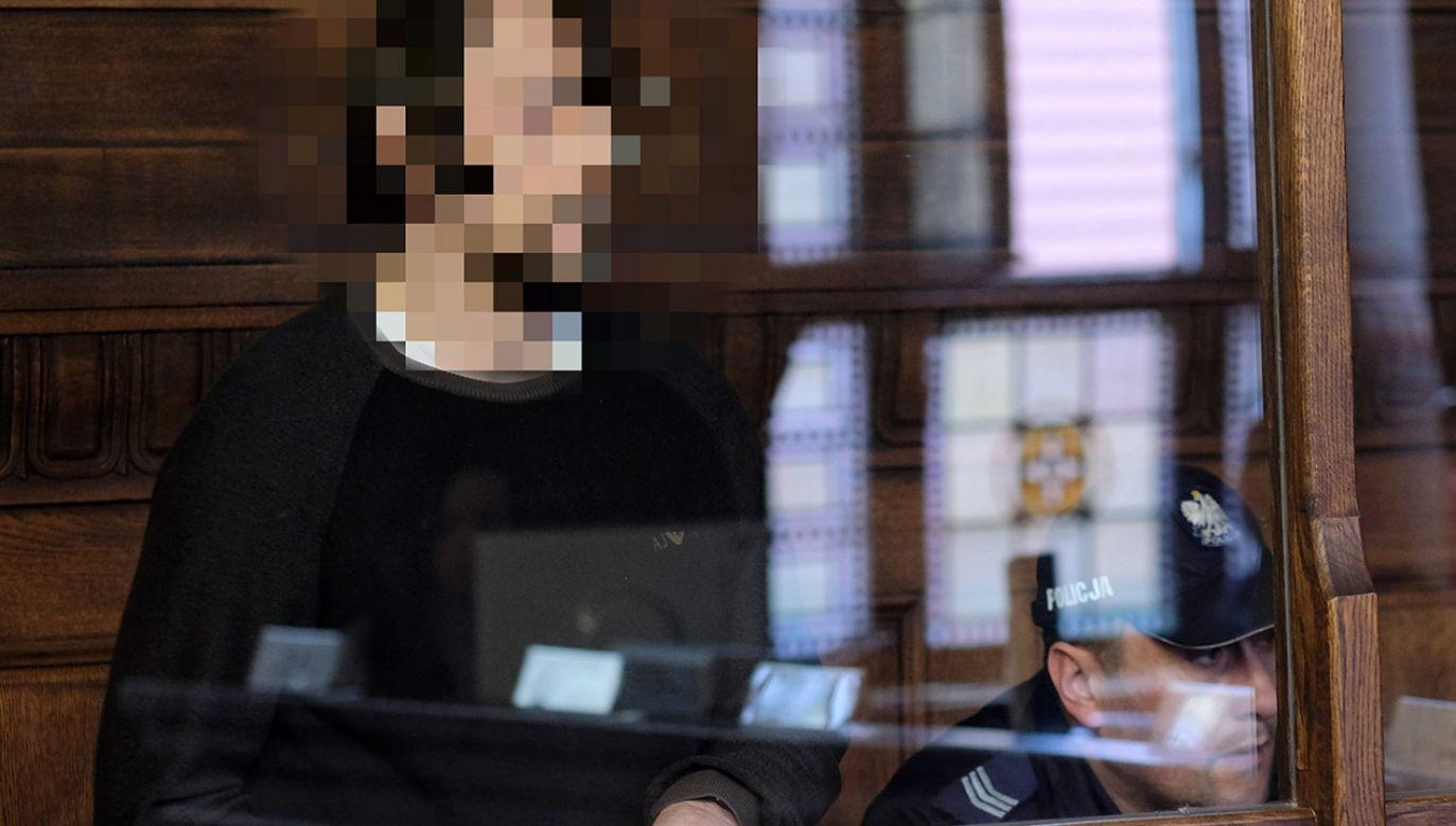 Rozpoczął się proces Dariusza N. (fot. PAP/Andrzej Grygiel)