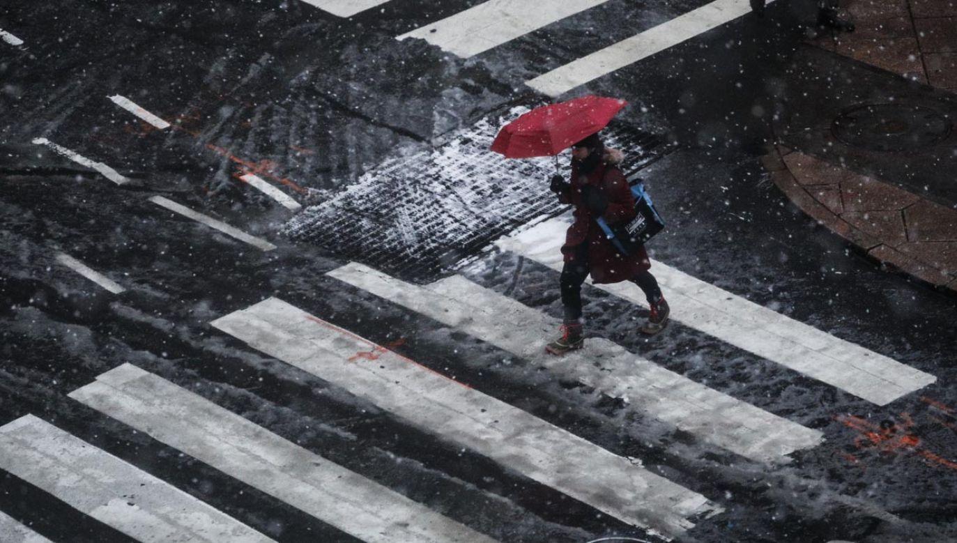Wiosennym burzom towarzyszy silny wiatr (fot. ilustracyjna; Richard Baker/In Pictures via Getty Images)