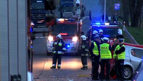 Tragiczne wypadki na drogach Podkarpacia