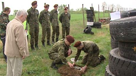 Uczcili niepodległą Polskę zawodami strzelecko-obronnymi