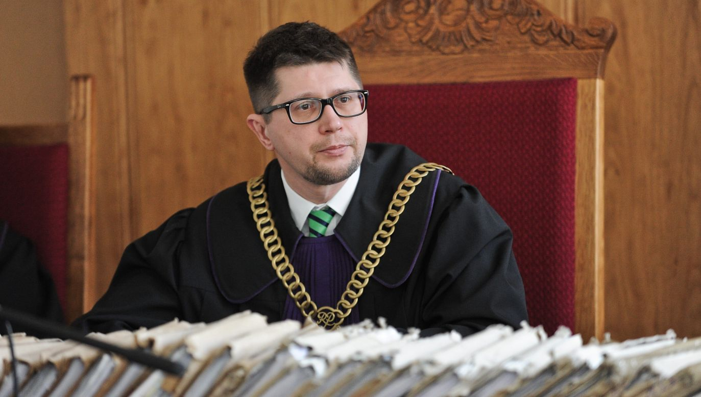 Judge Wojciech Łączewski has been a vocal opponent of the current government's judicial reforms. Photo: PAP/Marcin Obara
