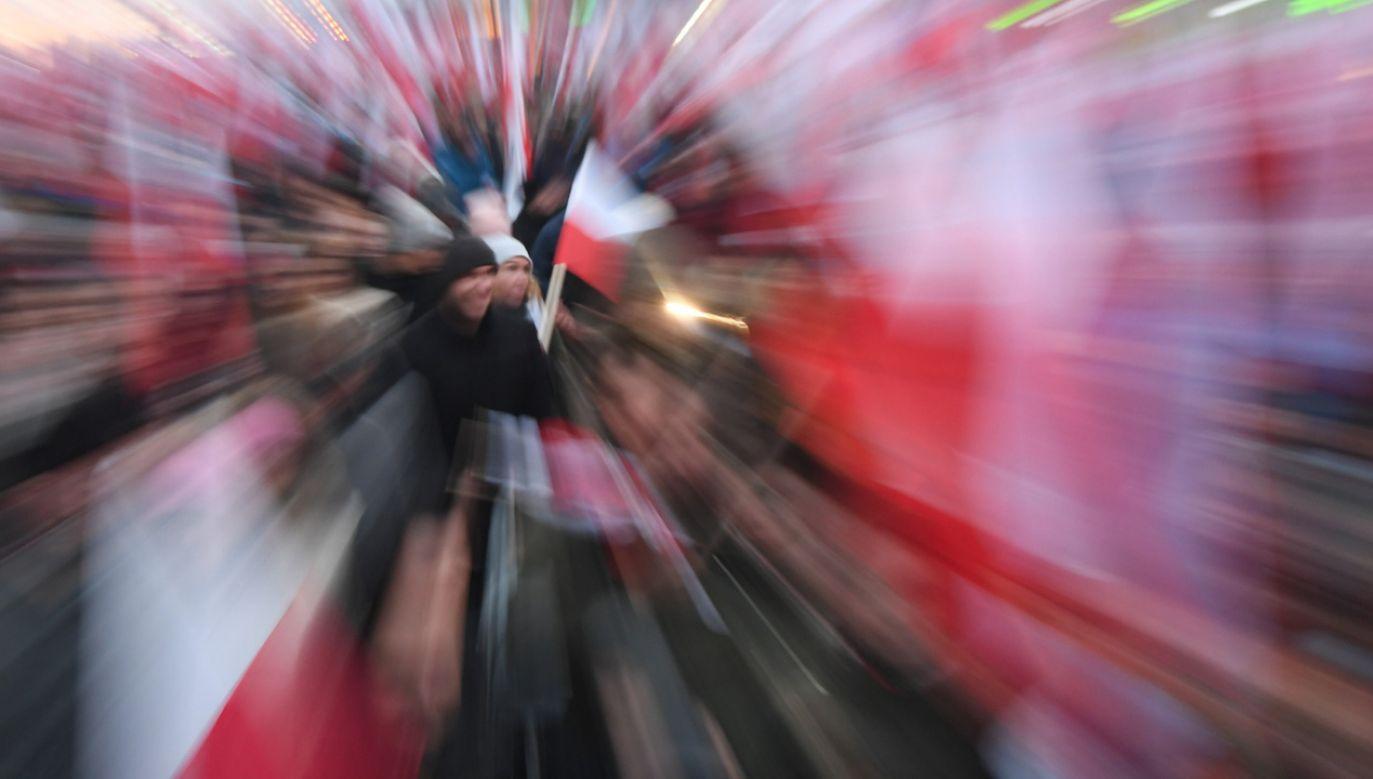 TVP Info znów na szczycie (fot. PAP/Bartłomiej Zborowski)