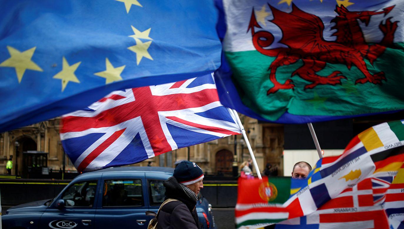 Do 29 marca Wielka Brytania ma opuścić UE, ale zasady brexitu wciąż nie zostały ustalone (fot. REUTERS/Henry Nicholls)