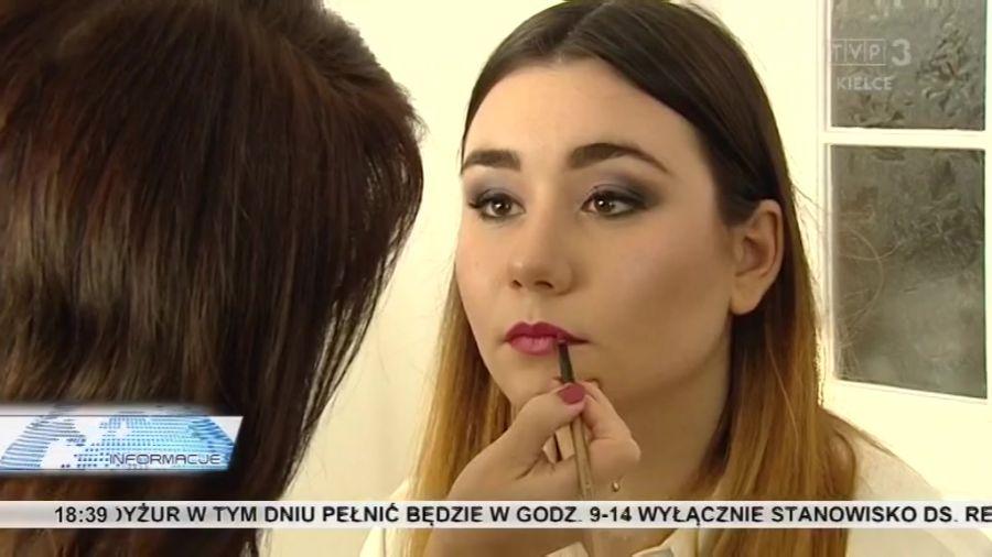 Tegoroczne Trendy W Makijażu I Wizażu Tvp3 Kielce Telewizja