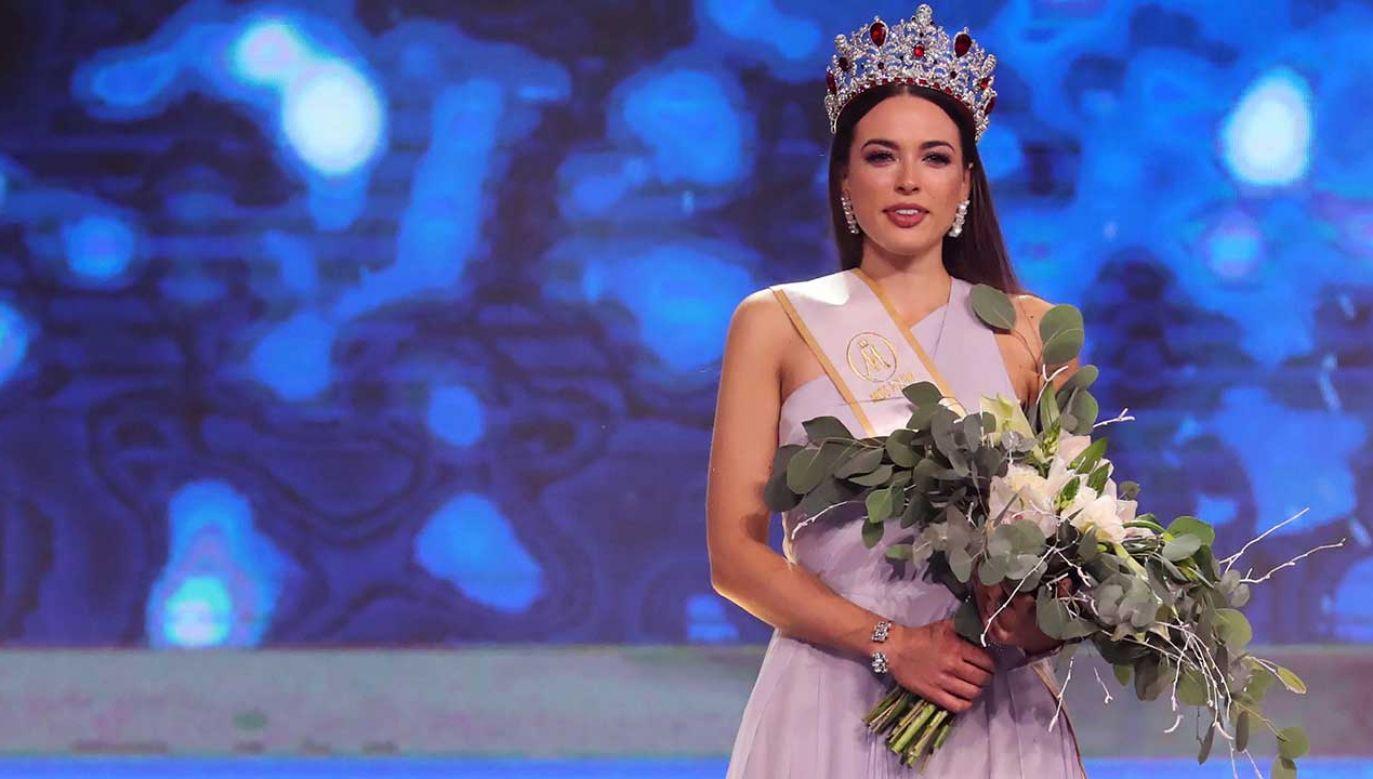 27-letnia Olga Buława ze Świnoujścia została wybrana Miss Polski 2018 (fot.  PAP/Grzegorz Momot)