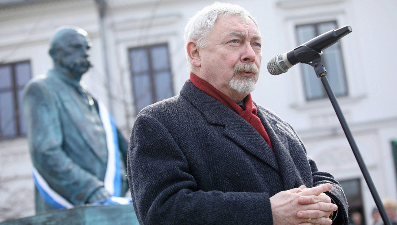 Majchrowski od 16 lat rządzi w krakowskim magistracie (fot. arch. PAP/Stanisław Rozpędzik)