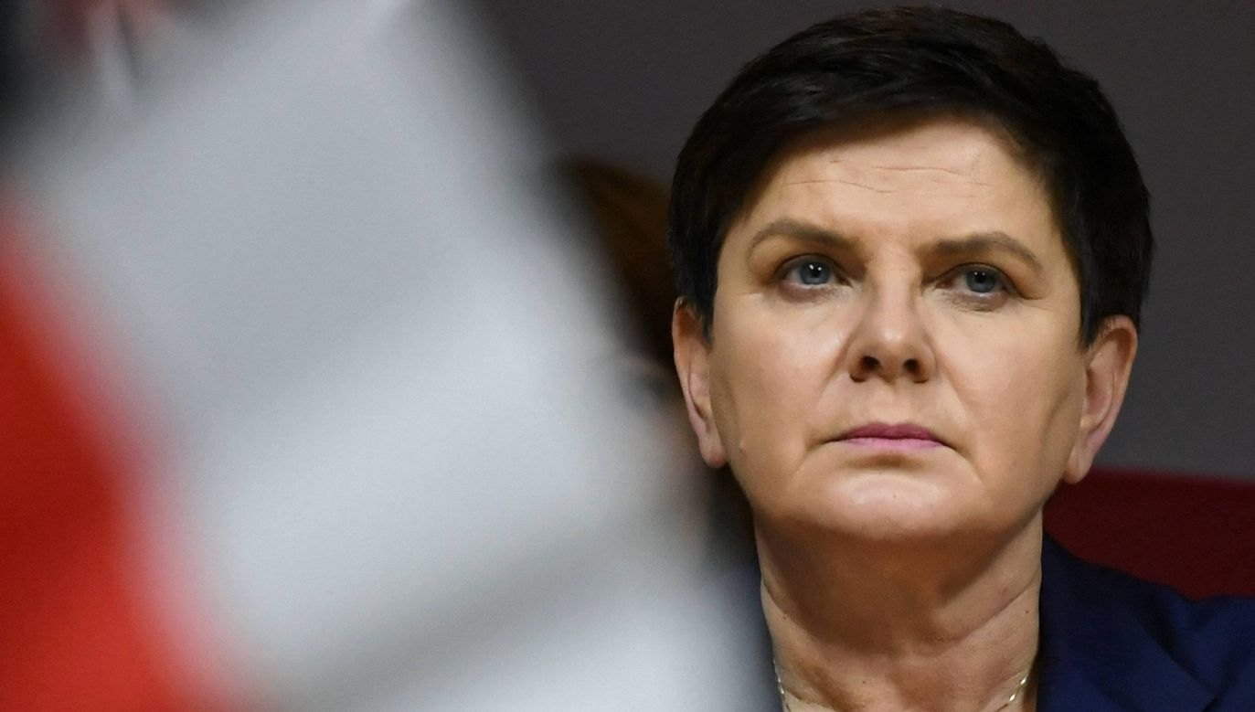 Supreme Audit Office investigates bonuses given by former PM Beata Szydło Photo: PAP/Wojciech Pacewicz