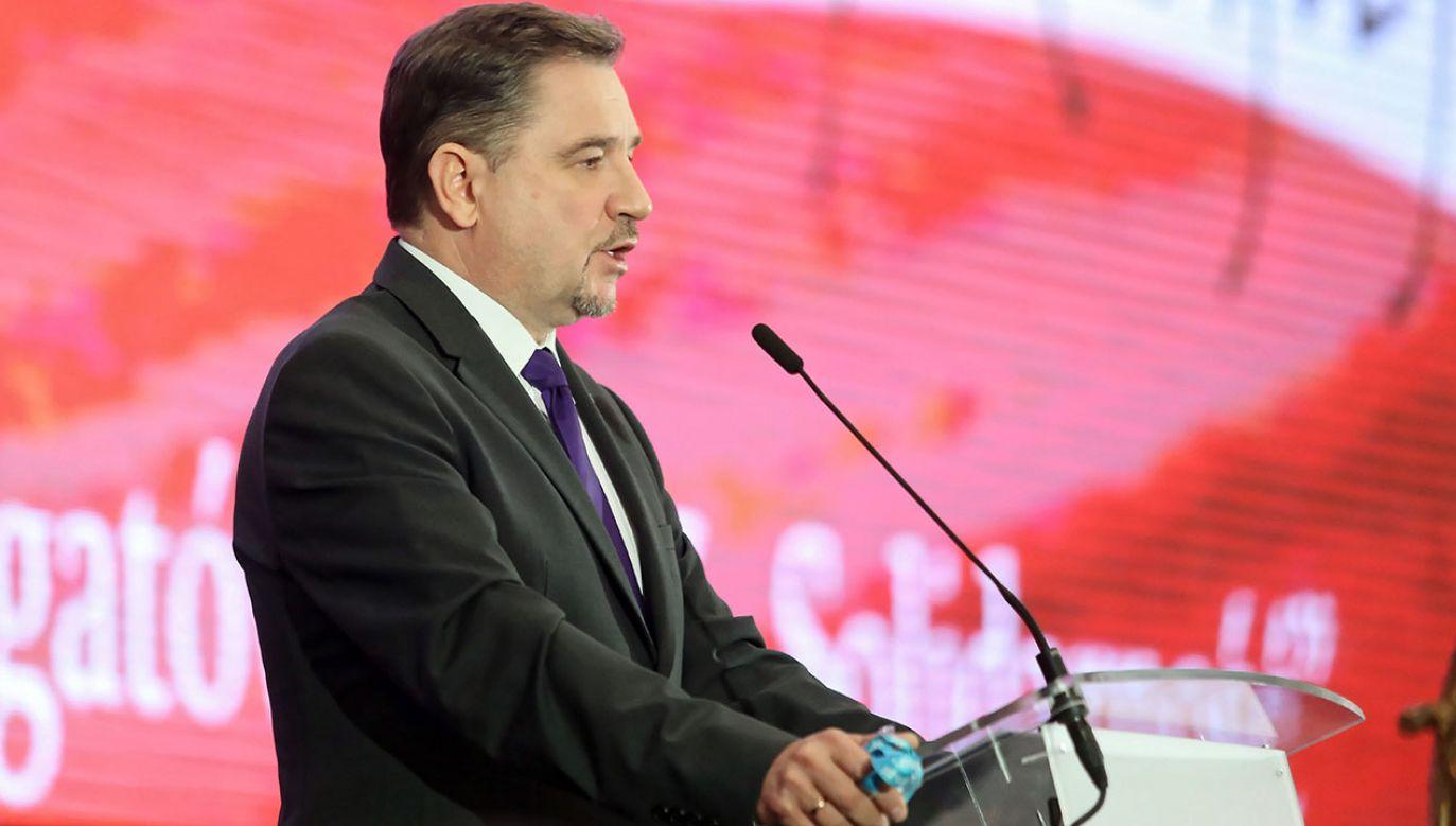 Związek zawodowy zarzuca rządowi nieuwzgędnianie jego postulatów (fot. arch.PAP/Waldemar Deska)