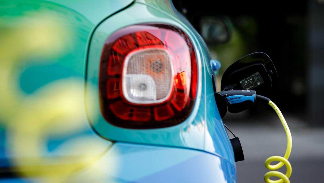 Deklaracje ws. elektromobilnosci już w ubiegłym tygodniu poparły 34 państwa (fot. Janine Schmitz/Photothek via Getty Images)
