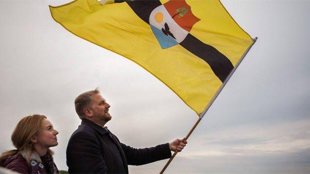 Prezydent Liberlandu Vit Jedlička został aresztowany za próbę wjazdu do swojego kraju (fot. FB/Liberland)