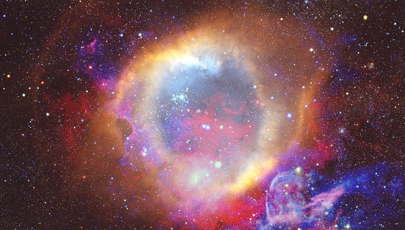 Znaleziono go w naszej galaktyce dzięki lotniczemu obserwatorium SOFIA (fot. Shutterstock/NASA images)