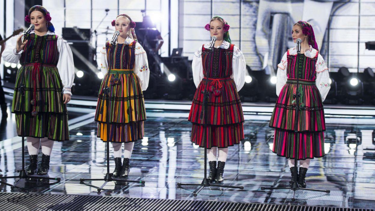 Na debiutanckiej płycie artystek znalazły się utwory autorskie, a także covery piosenek polskich artystów, takich jak np. Ania Dąbrowska, Kayah, Dawid Podsiadło  (fot. TVP)