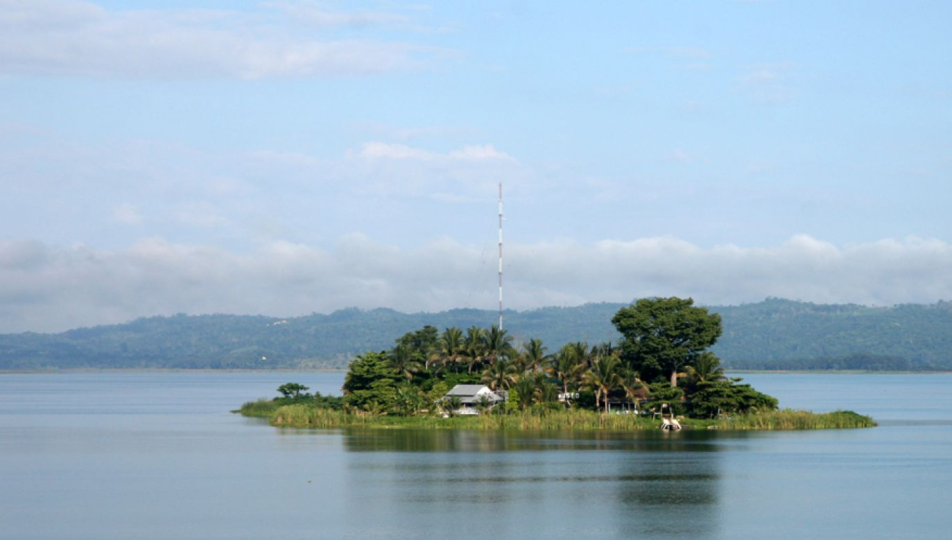 Relics of the last capital of the pre-Columbian civilization are situated in the Lake Peten Itza in the Central American country. Photo: commons.wikimedia.org/Frans-Banja Mulder