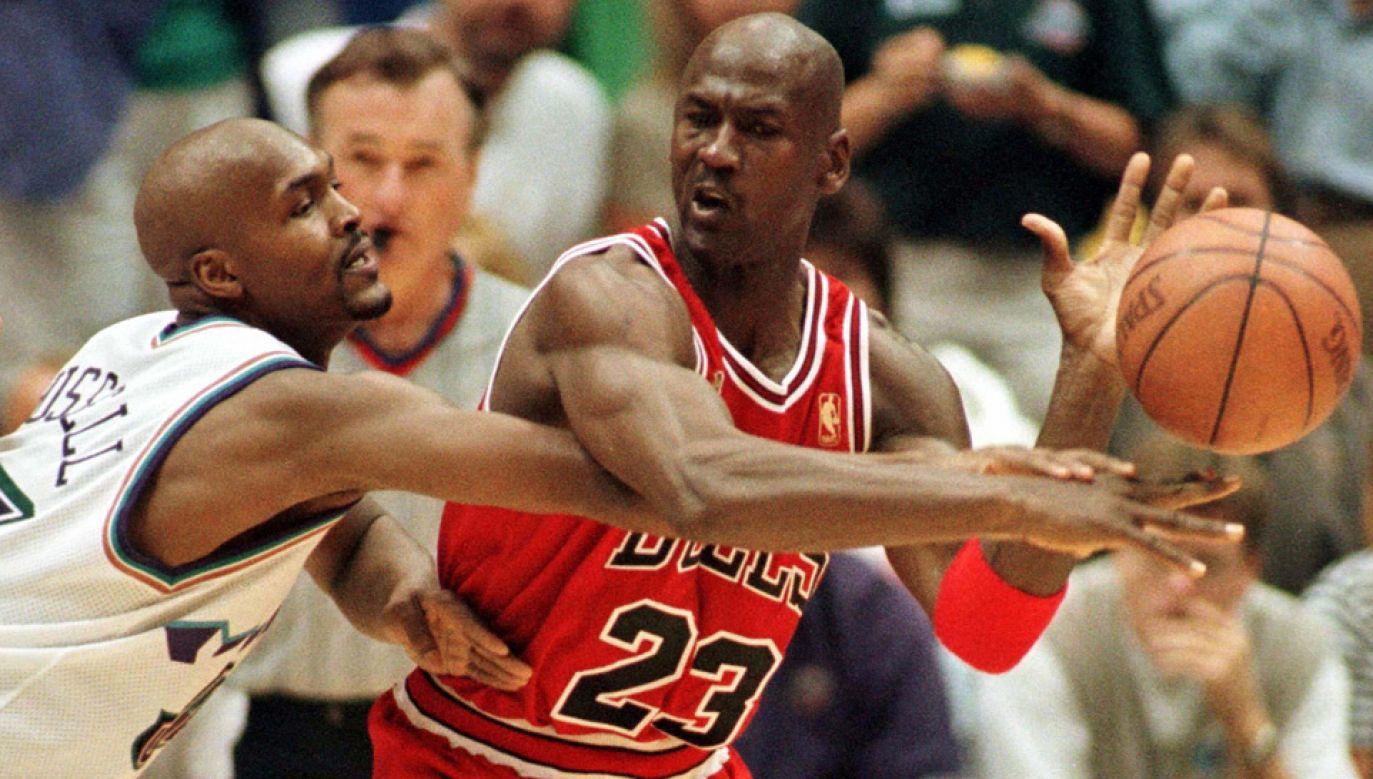 Michael Jordan jest jednym z najwybitniejszych koszykarzy w historii (fot. Reuters/Sue Ogrocki)