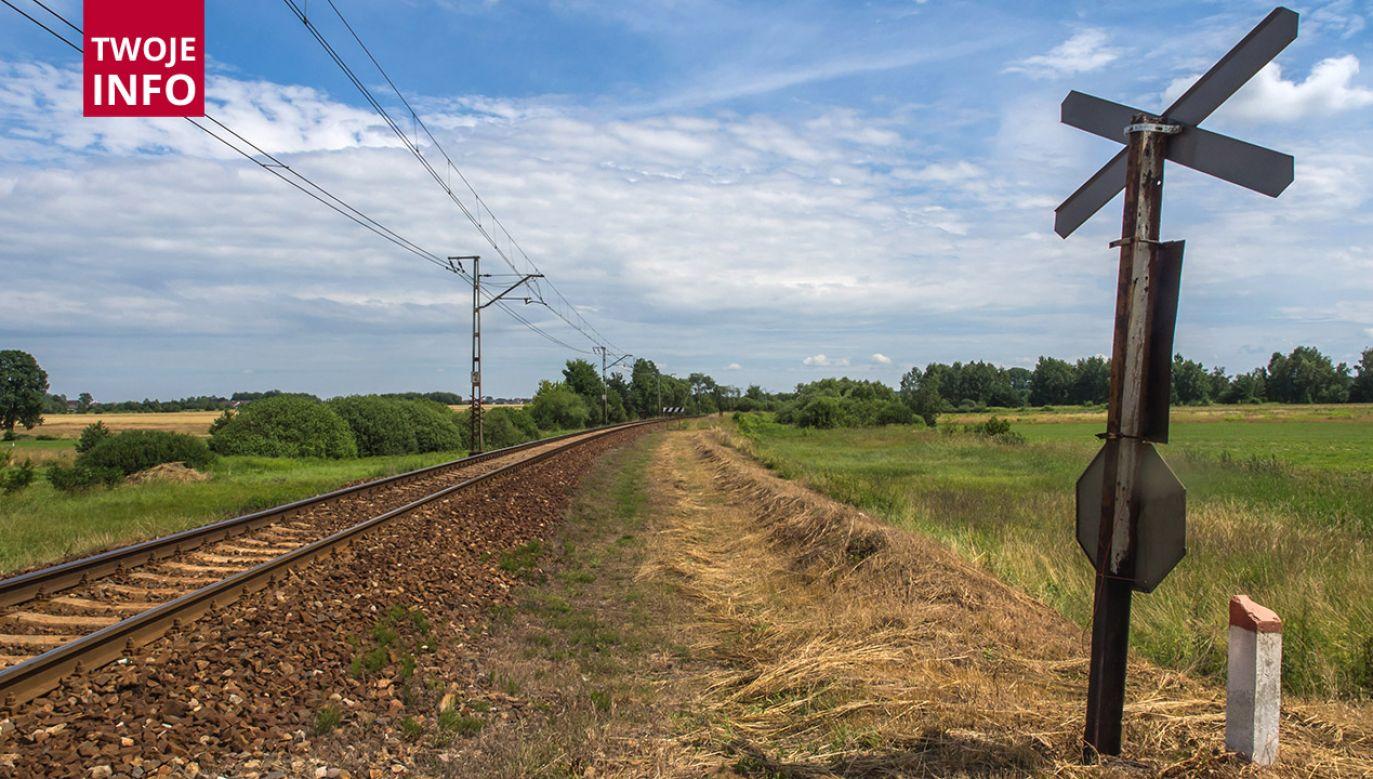 W związku z tragedią powstały utrudnienia w ruchu pociągów (fot. Shutterstock/Nowaczyk)
