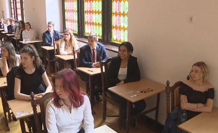 Pisemna sesja egzaminacyjna potrwa do 23 maja