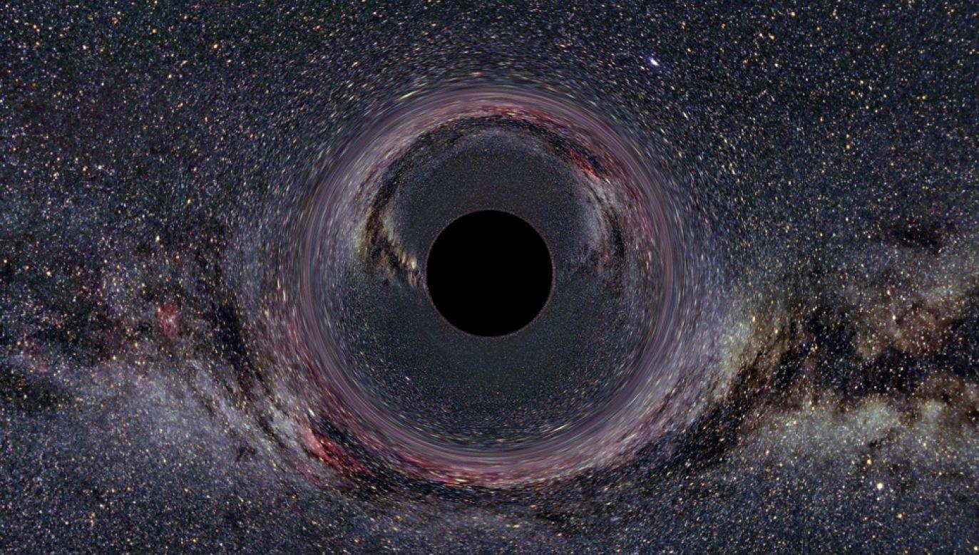 Tunele czasoprzestrzenne to na razie byty hipotetyczne (graf. Ute Kraus/Institute of Physics/Universität Hildesheim)
