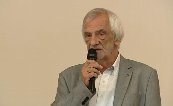 Ryszard Terlecki spotkał się z mieszkańcami Baligrodu i Polańczyka