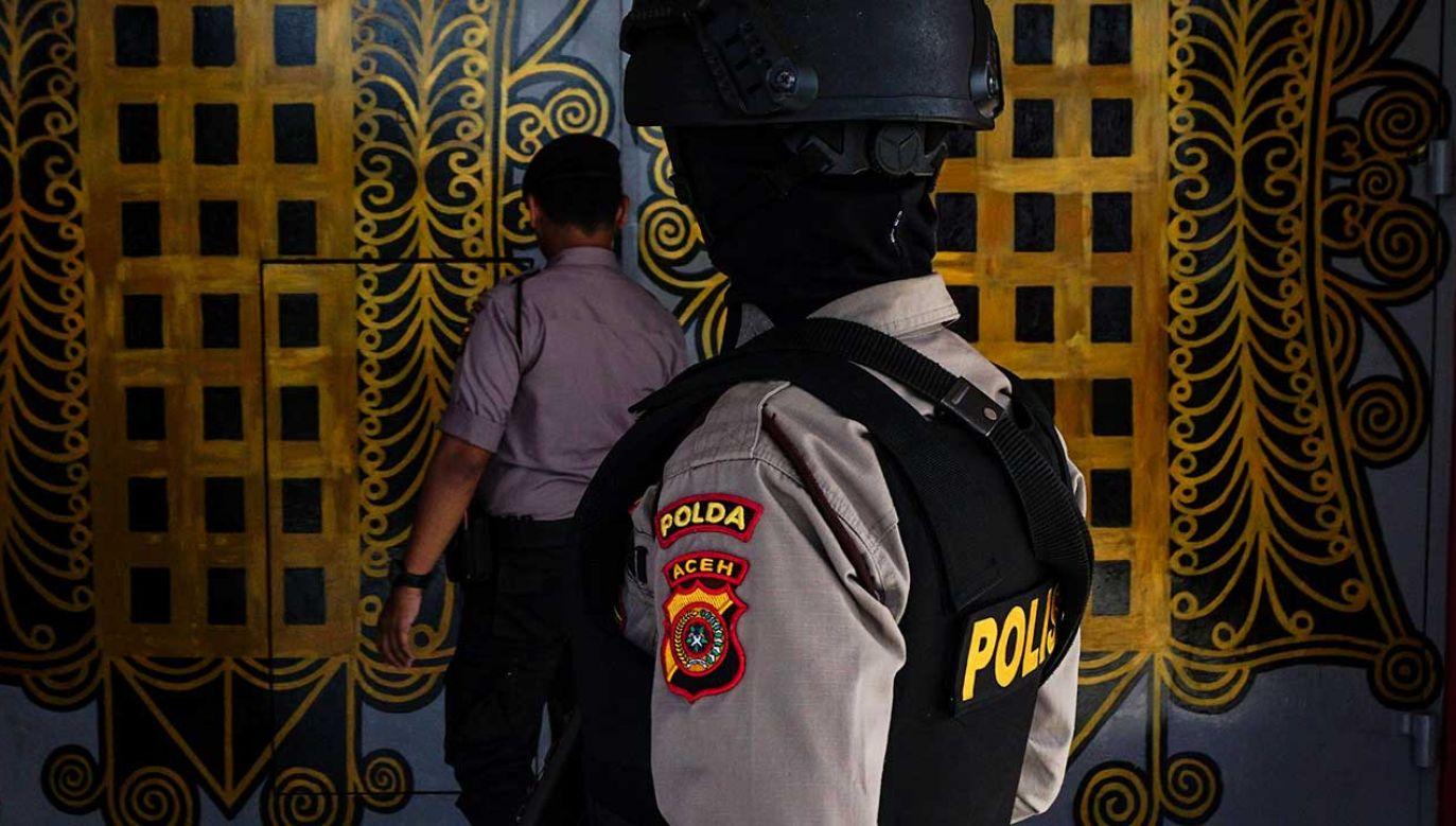 Indonezyjskie władze poinformowały, że Jakub Fabian S. stanie przed sądem w styczniu (fot. Khalis Surry/Anadolu Agency/Getty Images)