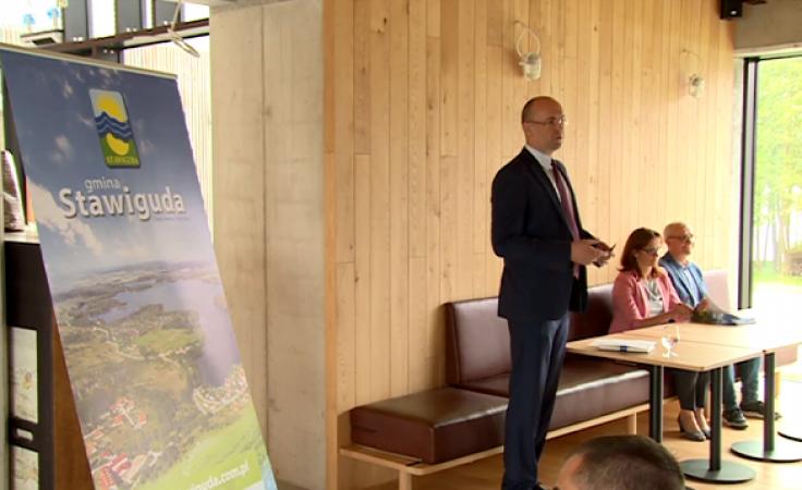 """Biznes w gminie Stawiguda: """"Zależny nam na każdym inwestorze"""""""
