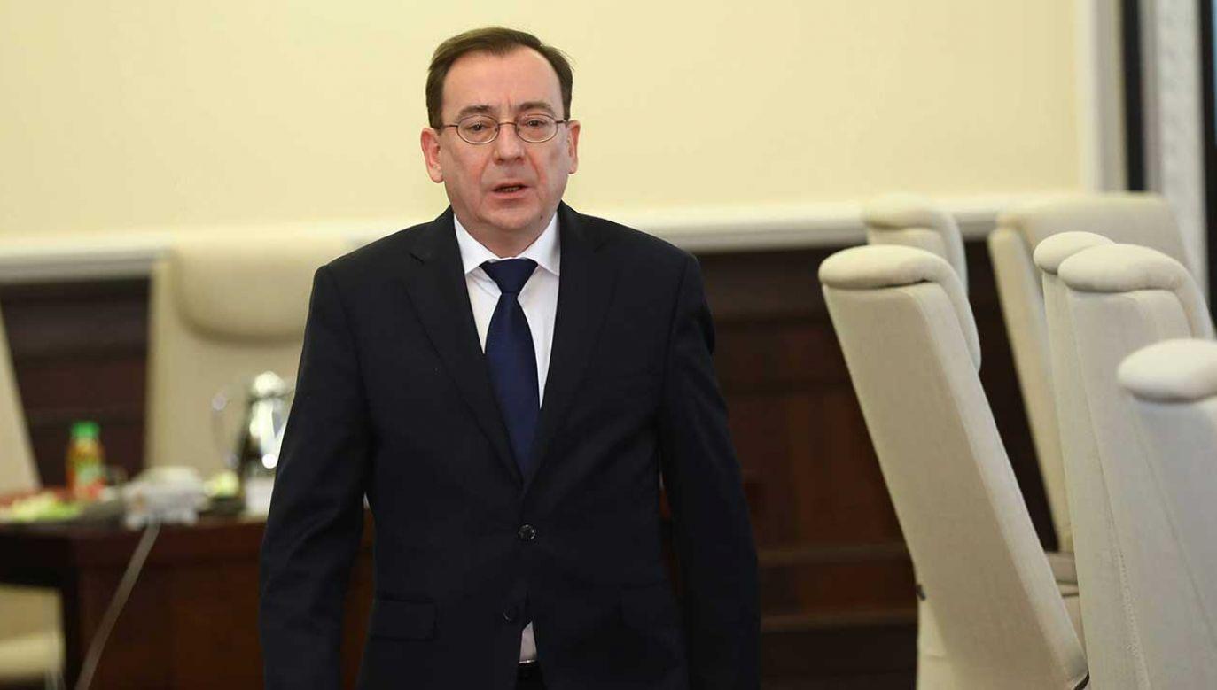 Trybunał rozpatrywał kwestię prawa łaski stosowanego przez prezydenta na wniosek Prokuratora Generalnego (fot. arch. PAP/Rafał Guz)