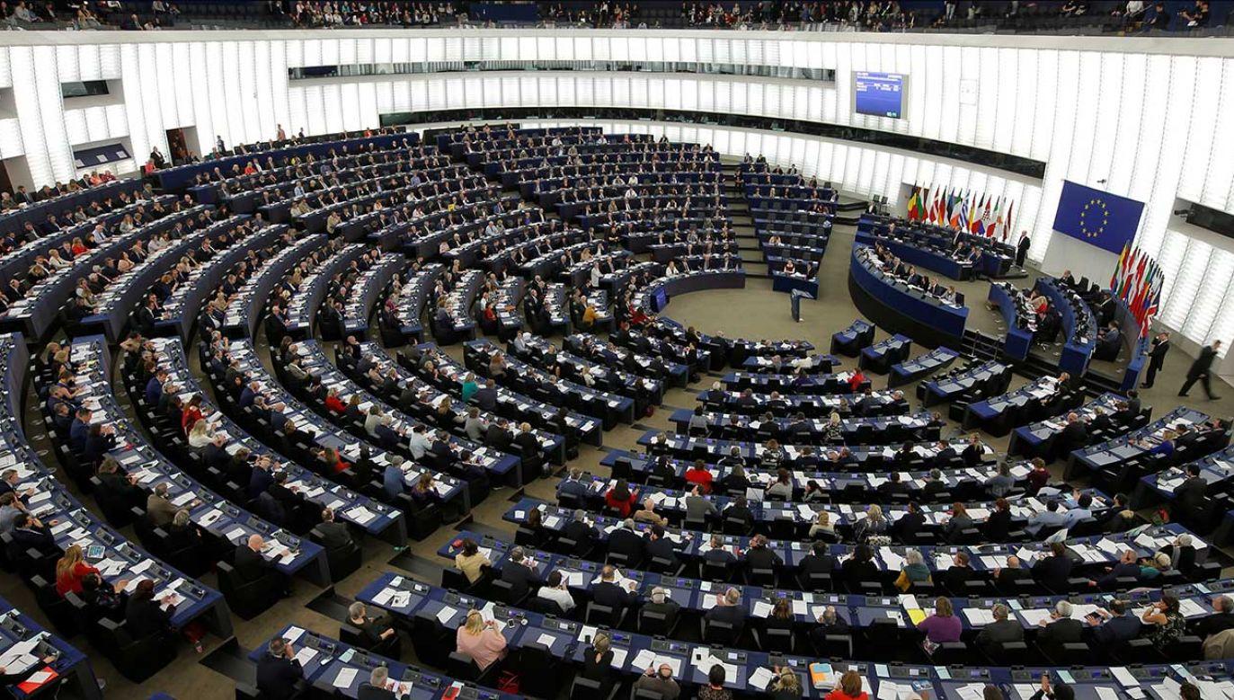 Sondaż przed wyborami do PE (fot. REUTERS/Vincent Kessler)