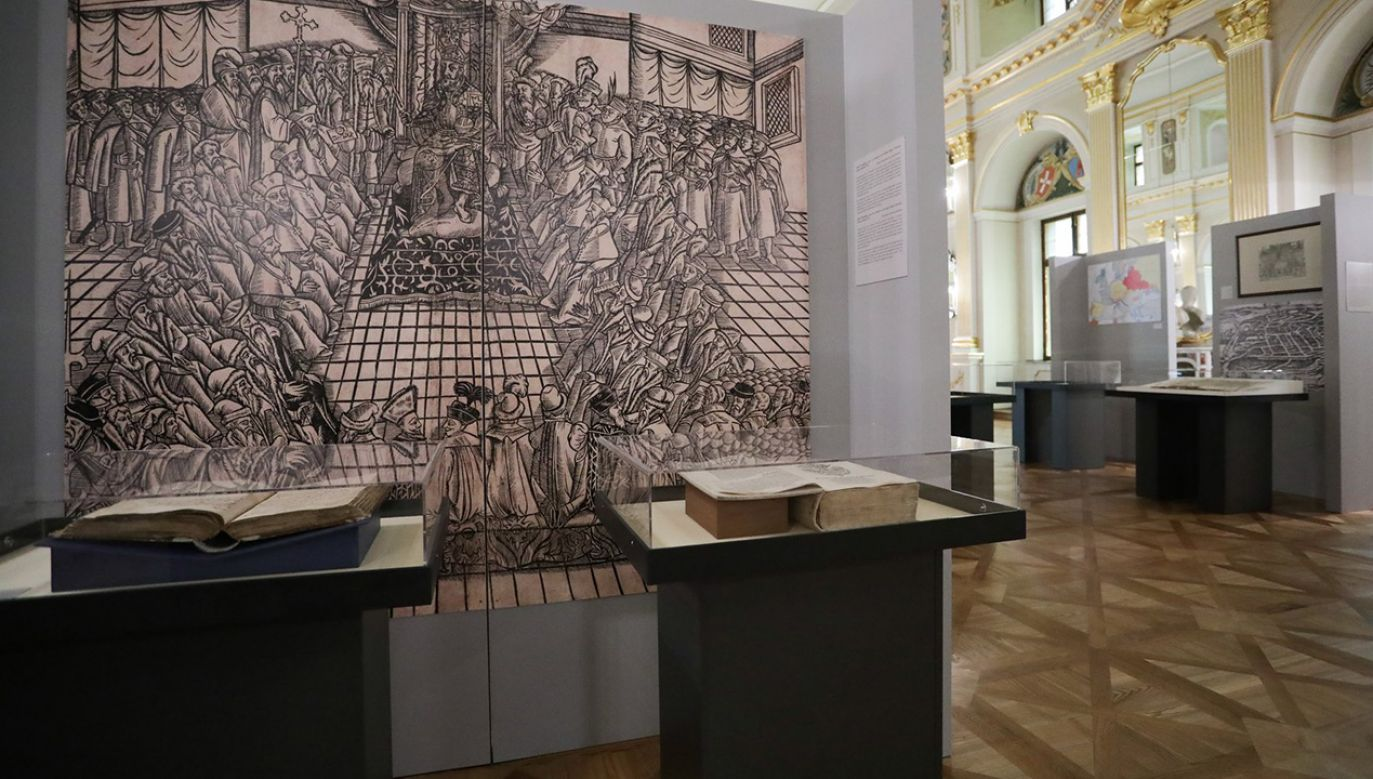 Wstęp na wystawę jest darmowy (fot. fb/Ministerstwo Kultury i Dziedzictwa Narodowego)