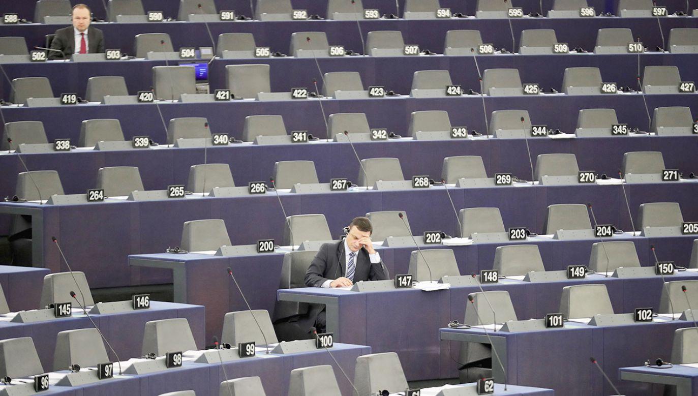 Wybory do europarlamentu odbędą się 26 maja (fot. Christopher Furlong/Getty Images)